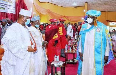 Governor Fayemi advocates modern, problem-solving curricular in Nigerian Varsities