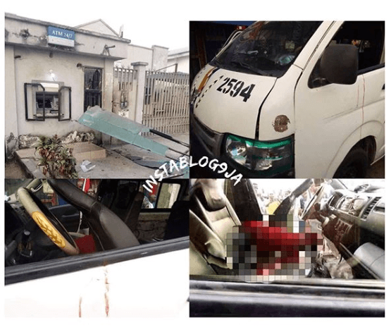 Policeman Shoots Corps member, Driver During Argument