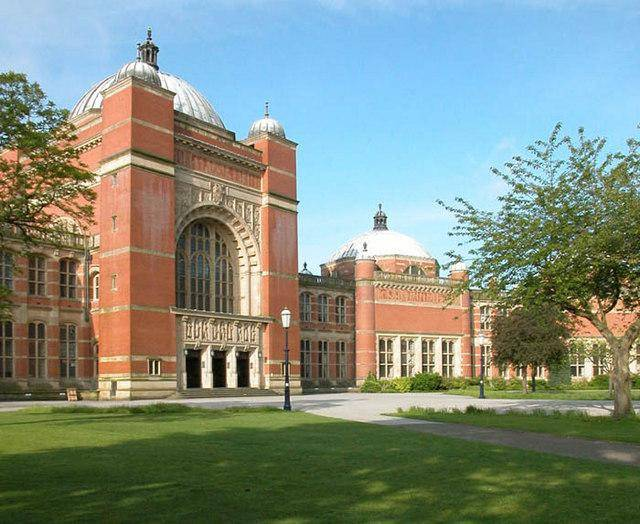 International Achievement Award at University of Birmingham, UK 2020