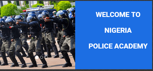 Nigeria Police Academy Notice On Resumption For 2019/2020 Session
