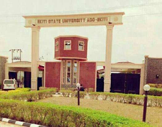 EKSU requirements for admittance into the hall for 1st semester exam, 2019/2020