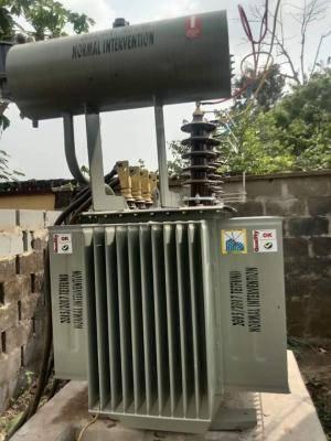 MOCPED installs 500kva Transformer