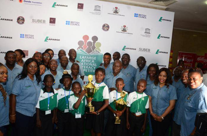 {Deadline Extended} Lafarge Africa PLC National Essay Competition 2021 for Young Nigerians