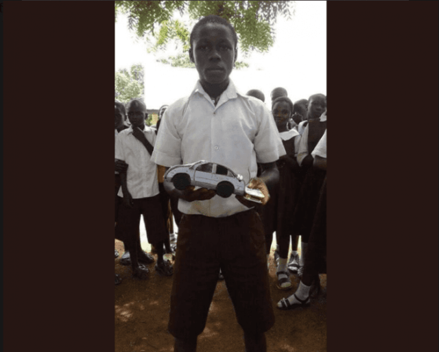 Nigerian Twitter Users Unimpressed by SS1 Student's Invention