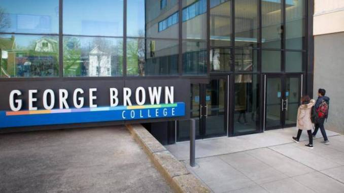 2021 International Student Scholarships at George Brown College – Canada