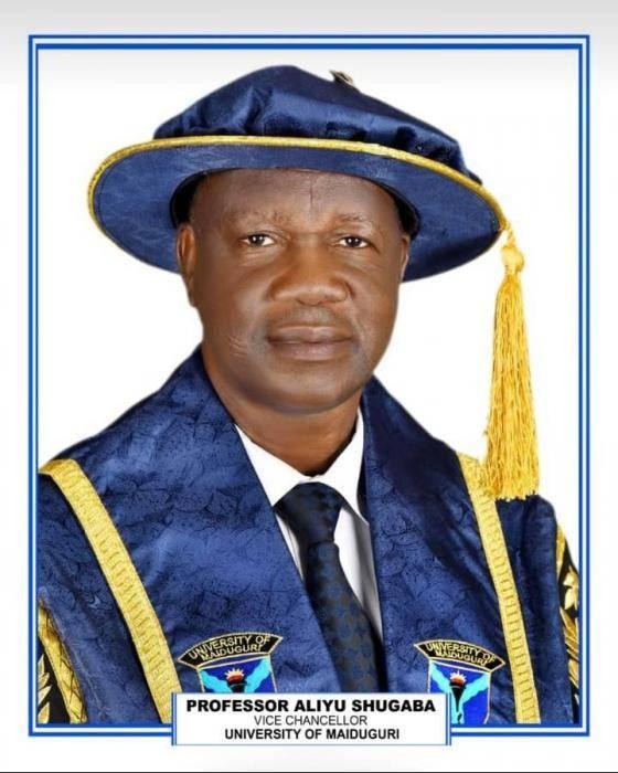 Professor Shugaba Emerges New UNIMAID VC