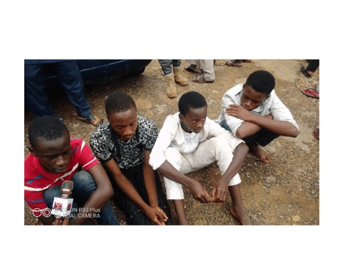 18-Year-old Law Student and his Friends Arrested for Kidnapping