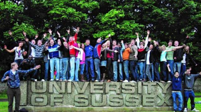2019 University of Sussex International Excellence Funding Scholarship Program - UK