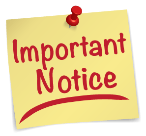 FIDEIPOLY resumption notice to students
