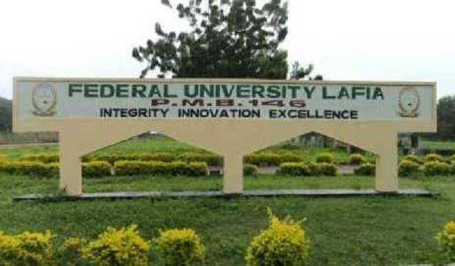 FULAFIA Predegree/Remedial Admission Form For 2019/2020 Session