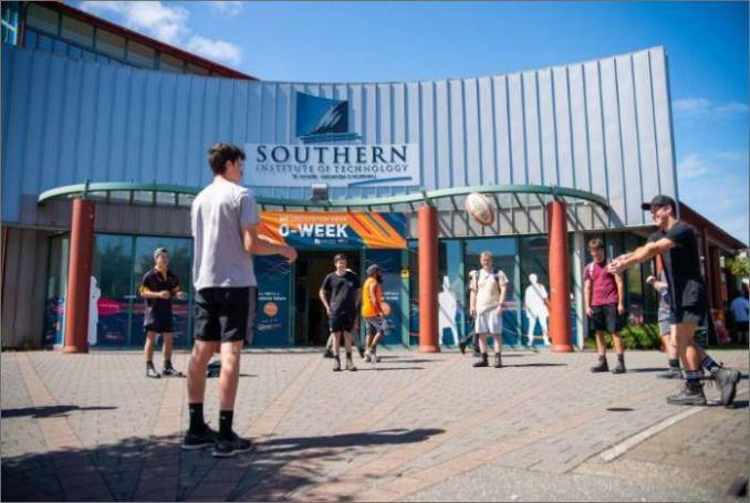 John Wright International Sports Scholarships at Southern Institute of Technology - New Zealand 2021