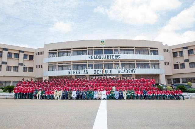 NDA Moves 71st Regular Course Entrance Examination