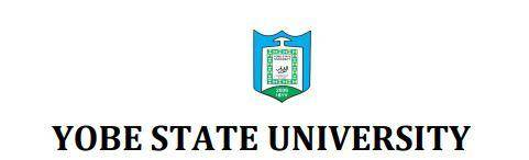 Yobe State University (YSU) Cut Off Mark and Guide For 2019/2020 Admission Exercise (Updated)
