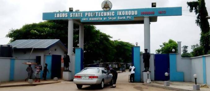 LASPOTECH ND Admission List For 2019/2020 Session (Updated)
