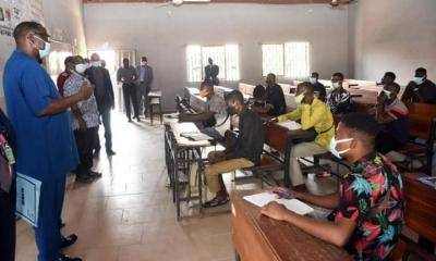 AAUA notice to students on compliance with COVID-19 protocols