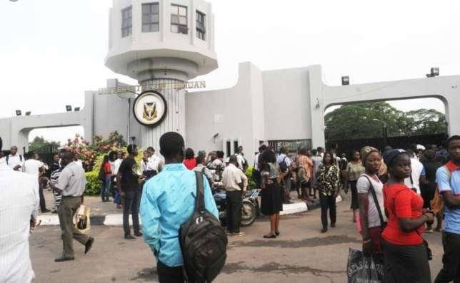 UI students Union notice on undergraduate students' bursary, 2021