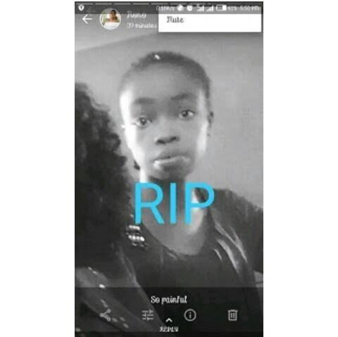 100 Level ABSU Student Dies On Her Way To Exam