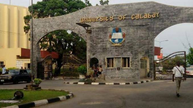 UNICAL Pre-degree to 100 Level Admission List For 2019/2020 Session