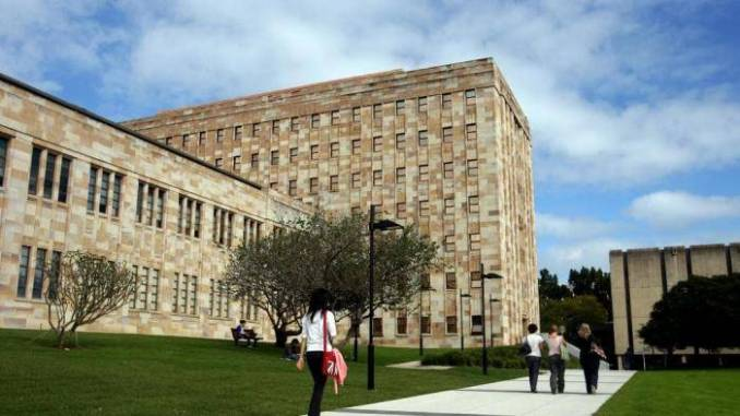 Financial Support International Awards At University Of Queensland - Australia 2019