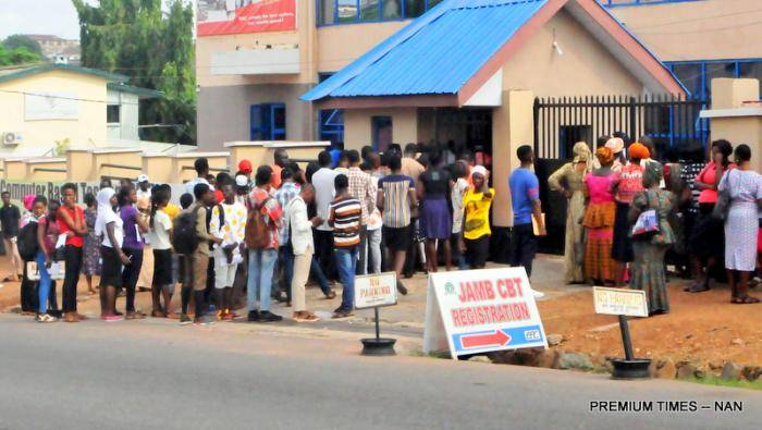 JAMB 2020: Eight Persons Arrested for selling forms above Approved Price