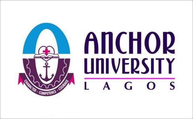 Anchor University JUPEB Admission Form For 2019/2020 Session