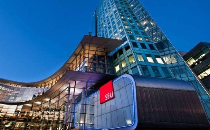 2020 H.Y. Louie and Lohn International Entrance Award At Simon Fraser University, Canada