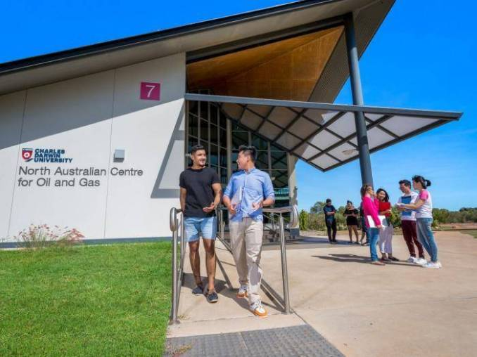 Global Achiever Awards At Charles Darwin University - Australia 2019