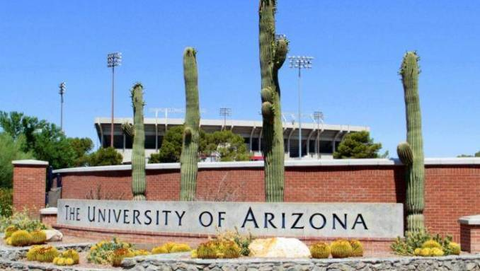 International Scholarships At University of Arizona - USA 2020