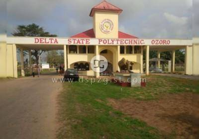 Delta State Polytechnic, Ozoro ND Full-time Admission List For 2019/2020 Session