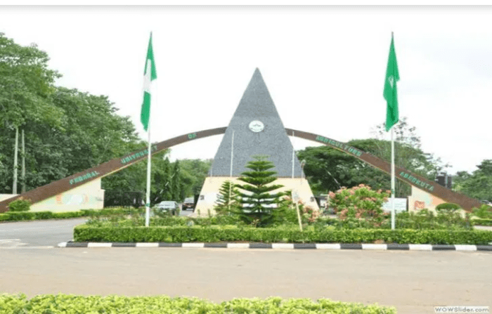 FUNAAB students beg the FG to restore management science courses