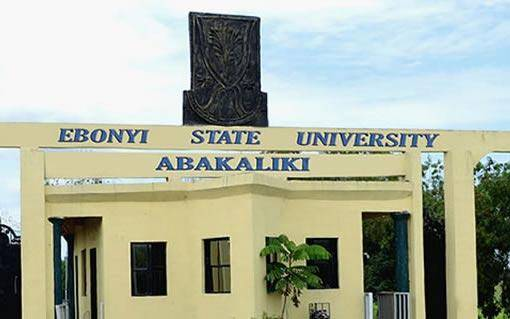 EBSU Supplementary Admission Form For 2019/2020 Session (Updated)