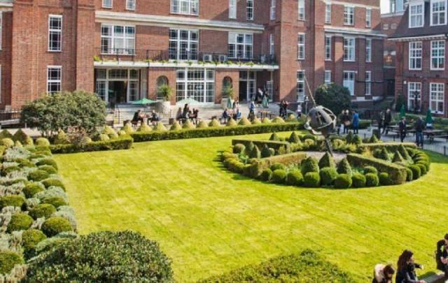 International Awards At Saint Peter's University, USA 2020