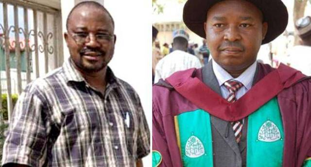 Two Lecturers Abducted by Unknown Gunmen.