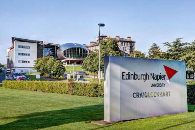 2020 African Scholarships At Edinburgh Napier University - UK