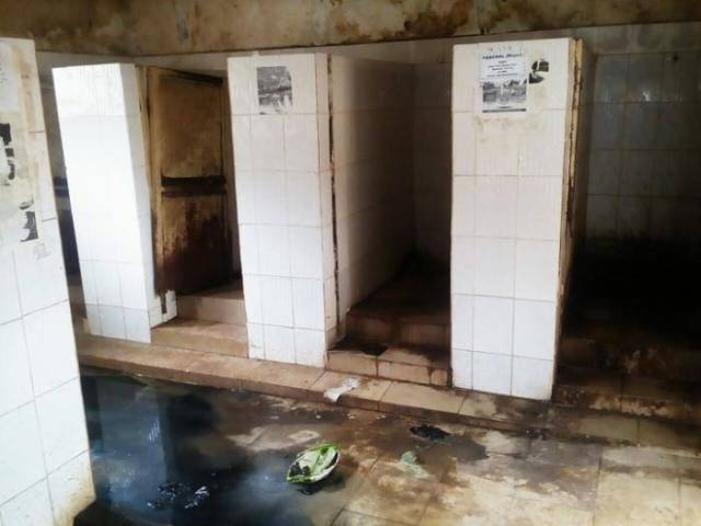 The Sickening State of Hostel Toilets in the University Of Nigeria, UNN, Enugu Campus (Graphic)