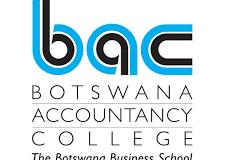 Botswana Accountancy College Prospectus