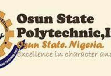 This post is going to be an update about the StatOsun State Polytechnic (OSPOLY) Ireene HND