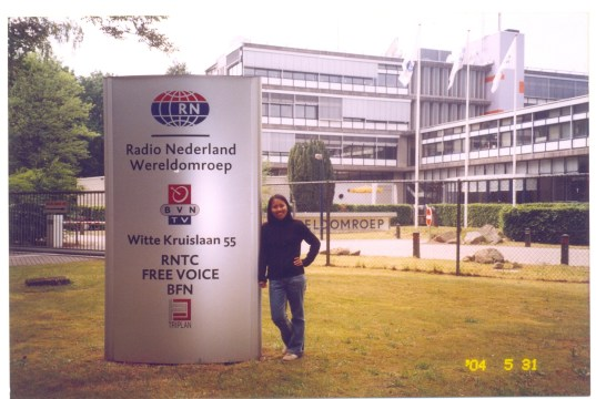 RNTC Fully-Funded Media & Journalism Scholarships, Netherlands