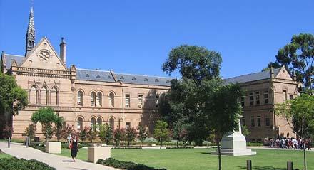 2017 ASI Masters & Doctoral Scholarships At University Of Adelaide, Australia