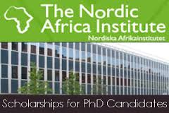 100% Nordic Africa Institute Guest Researchers' Scholarship Program, Uppsala Sweden