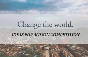 Apply For The World Bank Group/Wharton School Ideas For Action Competition