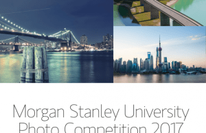 2017 Morgan Stanley Worldwide University Photo Competition