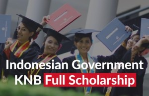 2017 Indonesian Government KNB Undergraduate & Masters Scholarships