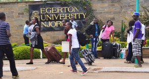 100% Msc & PhD Scholarships At Egerton University, Kenya