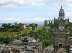 2017 Climate Change Masters Scholarships At University Of Edinburgh, Scotland