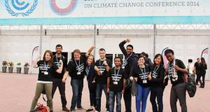 2017 Climate Tracker Fellowship (Fully-funded to COP23 in Germany)