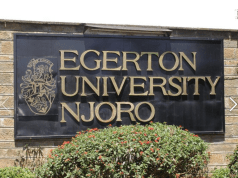 Egerton University Scholarships For Kenyans - Kenya, 2017