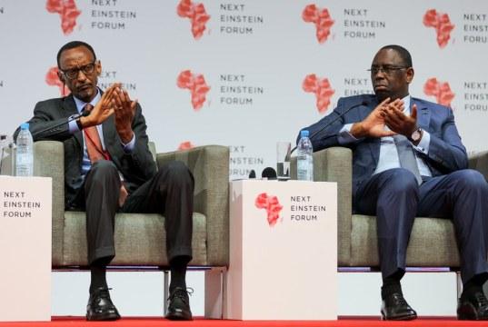 2018 Next Einstein Forum (NEF) Ambassadors Program for Young Africans - Rwanda