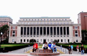 2018 Tang Visiting Scholar's Fellowship At Columbia University, USA