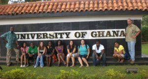 Foundation Edu Scholarships At University Of Ghana, Ghana - 2017